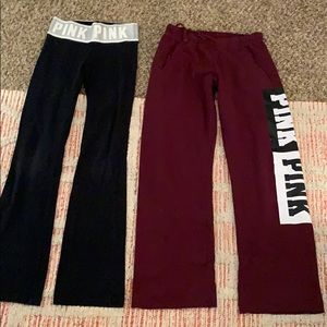 TWO PINK by VICTORIA'S SECRET Legging & Sweats XS